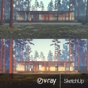 V-Ray NEXT pre SketchUp