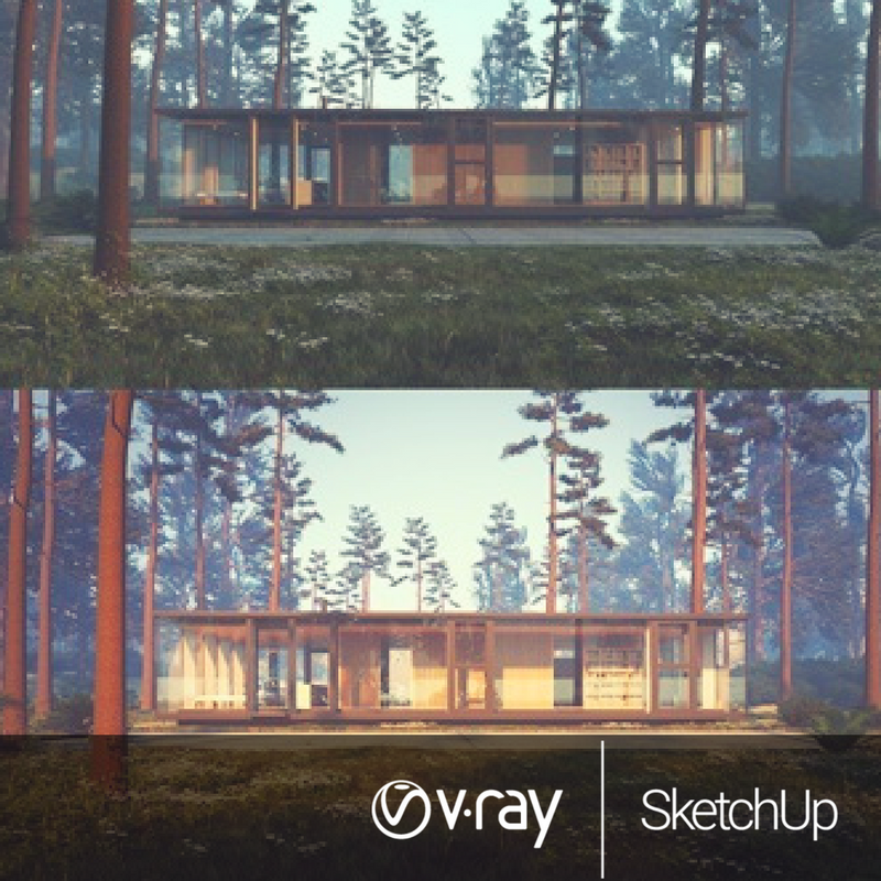 V-Ray NEXT študent - 1 rok