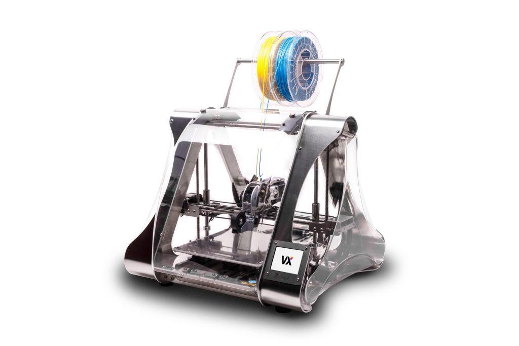 Multifunkčná 3D tlačiareň ZMorph VX FULL SET