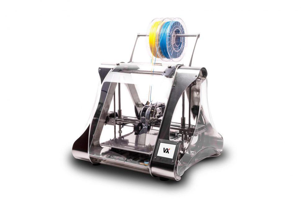 3D tlaciaren ZMorph